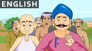 getlinkyoutube.com-The Precious Box - Tales of Tenali Raman - Animated/Cartoon Stories For Kids