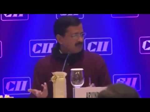 Very Inspirational - Can the next Google be from India by Arvind Kejriwal