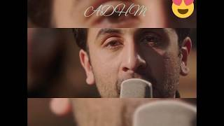 aye dil hai mushkil sad scene || emotional scene bollywood || arijit emotional song width=