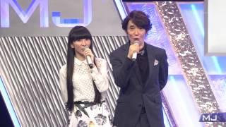 getlinkyoutube.com-Music Japan YuiKaori ゆいかおりTalk Segment + Ring Ring Rainbow!!