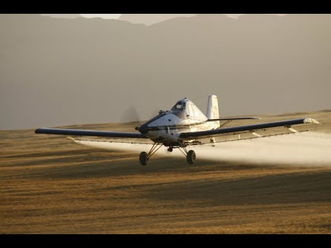 Videos Related To 'cropspraying, The Ag Pilots'