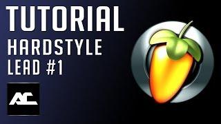 Hardstyle Lead Tutorial Like Headhunterz + Free FLP (Arey Creator's Tutorials)
