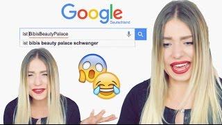 "getlinkyoutube.com-""BibisBeautyPalace ist schwanger"" :O .. Ich GOOGLE mich selbst ♥ BibisBeautyPalace"