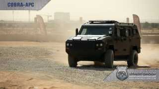 STREIT Group :: Cobra APC