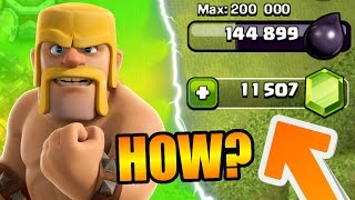 getlinkyoutube.com-Clash Of Clans - GET FREE GEMS IN TIME FOR THE UPDATE!! - NEW METHOD FOR GEMS IN CoC 2016!