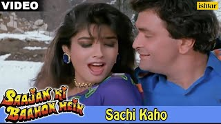 getlinkyoutube.com-Sachi Kaho (Saajan Ki Baahon Mein)