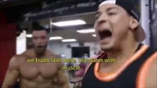 I'm a fucking bodybuilder - English Subs (Brazilian Meme) | Aqui é Bodybuilder Porra