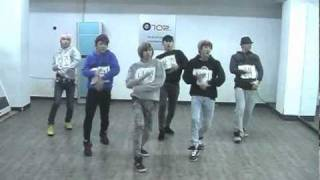getlinkyoutube.com-[TEEN TOP On Air] Teen Top Supa Luv Dance