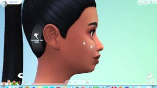 getlinkyoutube.com-Making Steven Universe characters in The Sims 4