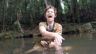getlinkyoutube.com-Fishing For River Monsters! HD