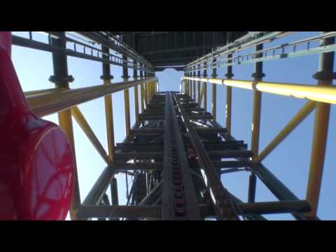Amazing Awesome OMFG WTF Roller Coaster Togo Ultra Twister Front Seat POV Rusutsu Resort Japan