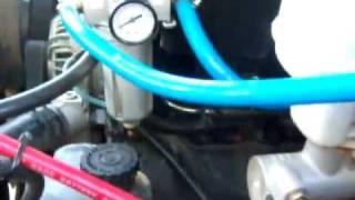 getlinkyoutube.com-TRUCK RUNS 100 % on WATER NOT on GASOLINE - Is it a Fake ?
