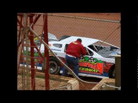 Smoky Mtn Speedway #02 - Ultimate Ride Along in a Late Model Dirt Race Car