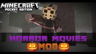 getlinkyoutube.com-Mod Filmes de Terror/Horror Movies Mod ⚫ Especial Hallowen ⚫Mcpe 0.12.3