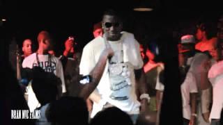 Le concert de Gucci mane pour sa sortie de prison