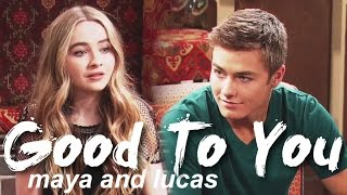 getlinkyoutube.com-Maya & Lucas - Good To You