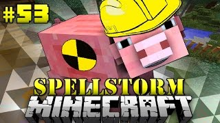 getlinkyoutube.com-EXPERIMENTUSTAV das STUNT DOUBLE!? - Minecraft Spellstorm #053 [Deutsch/HD]