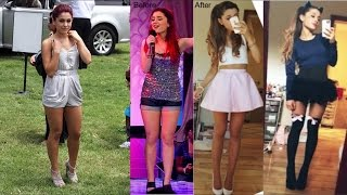 getlinkyoutube.com-Ariana Grande Pierde Peso En Una Dieta Vegana