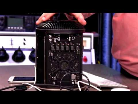 Apple Mac Pro Laptop Review 2014