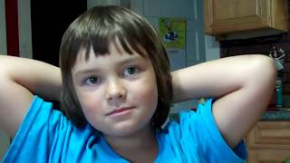 getlinkyoutube.com-Kid Sleeps Through Fire Alarm !!