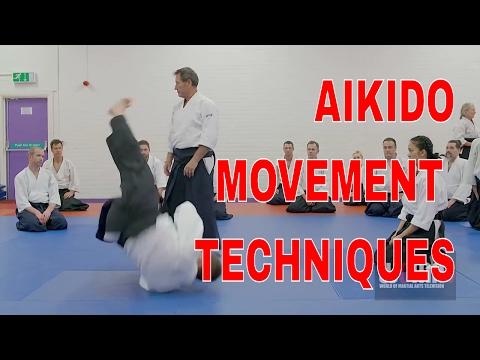 AIKIDO Movement Techniques Christian Tissier pt6