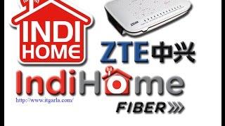 getlinkyoutube.com-Review Modem ZTE F660 Telkom Indihome Fiber