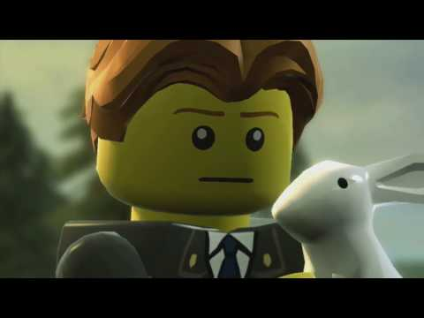 Lego City Undercover - Part 27 - Pig Hunt - Wii U Playthrough