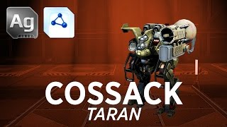 getlinkyoutube.com-War Robots Cossack Taran Gameplay