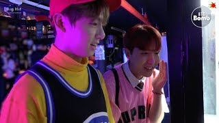 [BANGTAN BOMB] BTS' exciting Game room #1 - BTS (방탄소년단)