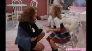 "getlinkyoutube.com-Full House : Michelle Tanner ""Up Up Up"""