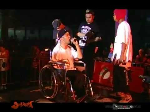 Sunugan- ZAITO vs MEL CHRIST vs RIGHTEOUS 1  ***BATTLE ROYAL***