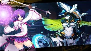 getlinkyoutube.com-[Elsword KR] Elemental Master 10-3 Gameplay