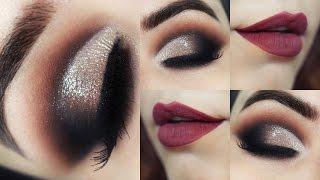 Maquiagem com Efeito Profissional - Makeup Tutorial Cut Crease