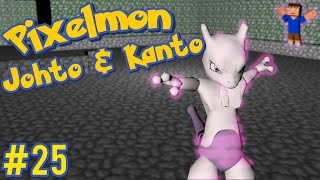 getlinkyoutube.com-Mewtwo! - Pixelmon Johto and Kanto Minecraft Map Ep. 25