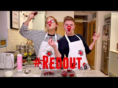 #REDOUT || BAKING WITH POP