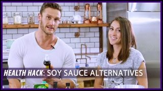 3 Soy Sauce Alternatives: Health Hacks- Thomas DeLauer
