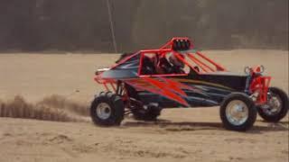 getlinkyoutube.com-Mini sand rail,dune buggy, 1000RR honda motorcycle engine fast!!! custom build