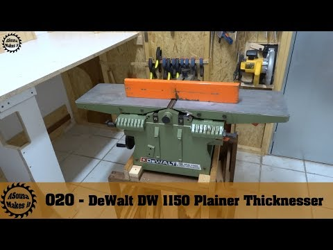 Video showing the DeWalt DW1150 in use Youtube Thumbnail