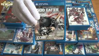 getlinkyoutube.com-PS Vita - World's Largest Collection - September 2014