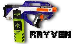 getlinkyoutube.com-Nerf Elite Rayven [deutsch/german]