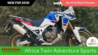 2018 Africa Twin Adventure Sports | Our First Ride and Review