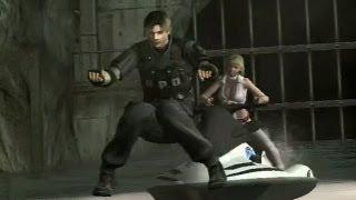 getlinkyoutube.com-Resident Evil 4 Funniest Glitch Ever