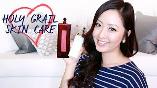 getlinkyoutube.com-HOLY GRAIL: My Skin Care Must-Haves Review + Affordable Alternatives