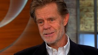 "getlinkyoutube.com-William H. Macy: ""I just signed a new contract"" for ""Shameless"""