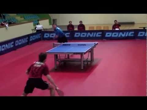 Quentin Robinot vs Peter Franz[ASPCTT vs Istres 2011]