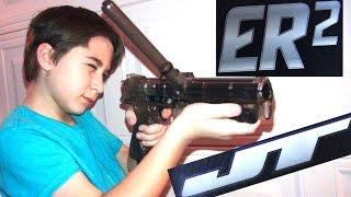 getlinkyoutube.com-PAINTBALL GUN-JT ER2 Pump Pistol RTS Kit with Robert-Andre!