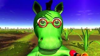 getlinkyoutube.com-Caballo Verde - Canciones de la Granja 2