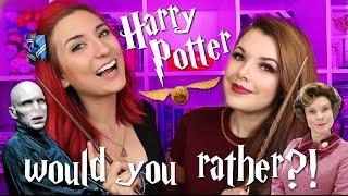 getlinkyoutube.com-Harry Potter WOULD YOU RATHER?! ft. Cherry Wallis