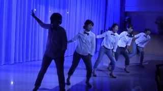 getlinkyoutube.com-嵐 愛を叫べ 2015.9.20 結婚式 余興 ダンス