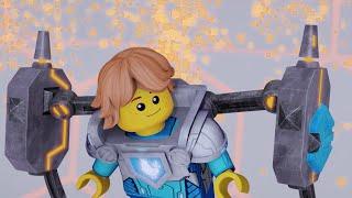 getlinkyoutube.com-Big Ideas from a Little Robin - LEGO NEXO KNIGHTS - Webisode 8